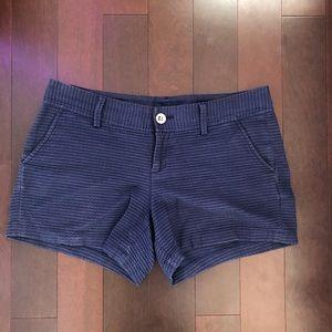 Lilly Pulitzer Callahan shorts navy blue